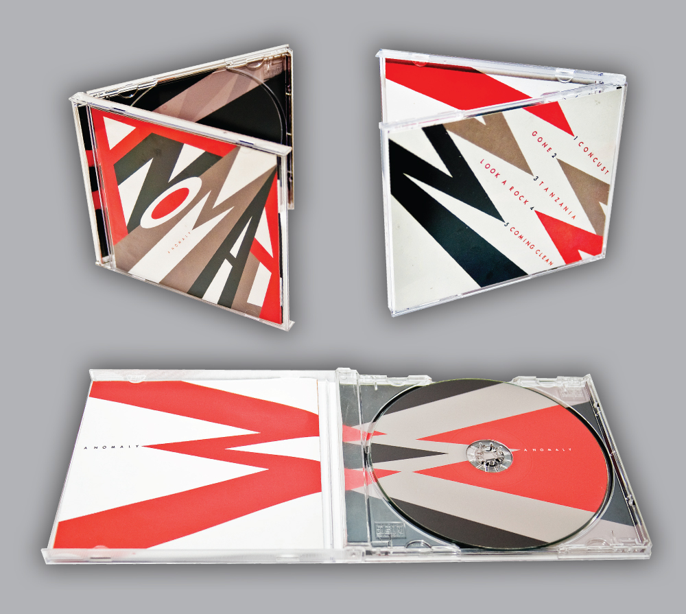 cd case design