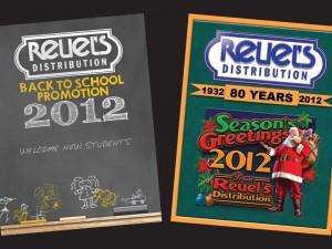 Reuel's Distribution Catalog