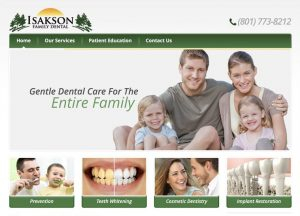 Family Friendly Dentist in Roy, Utah. Isakson Family Dental.
