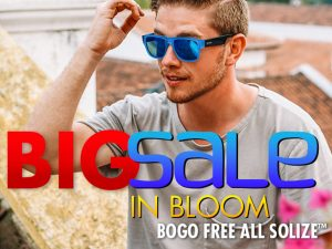 Men's BOGO Solize™ Email Campaign