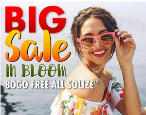 Designed Email Campaign to show off new Solize™ models while tying in with Del Sol's fun in the sun beach brand.