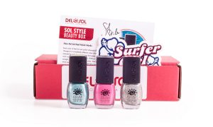 Beauty Box Subscription allows Del Sol Nail Color-Changing Polish to arrive at your doorstep every month.