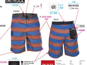 Board Shorts Tech Pack