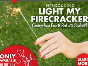 Light My Firecracker Email Campaign