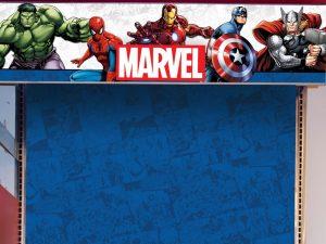 Marvel Store Graphics Update