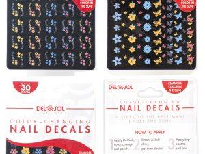 Kids Nail Decals