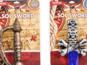 Sol Sword™ Packaging