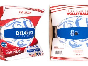 Volleyball Packaging